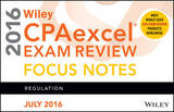 Wiley CPAexcel Exam Review July 2016 Focus Notes by Wiley