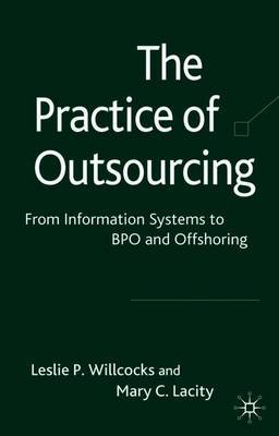 The Practice of Outsourcing by Mary C. Lacity image