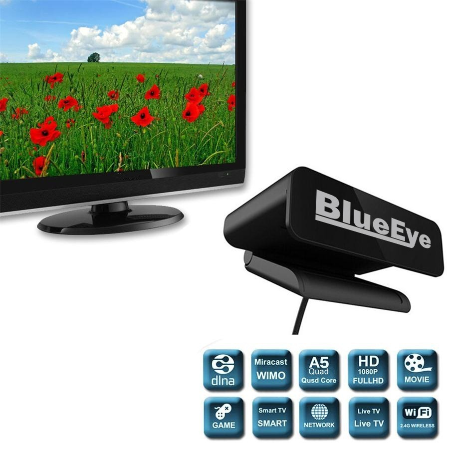 Blueeye D6 Android Media Player Images At Mighty Ape