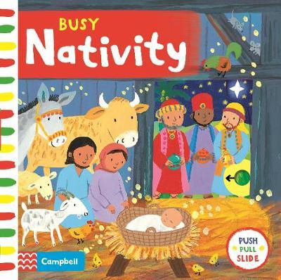 Busy Nativity by Emily Bolam