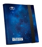 Ultimate Guard: 9-Pocket Mini-American Flexxfolio (Mystic Space)