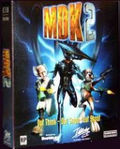 MDK 2 for PC Games