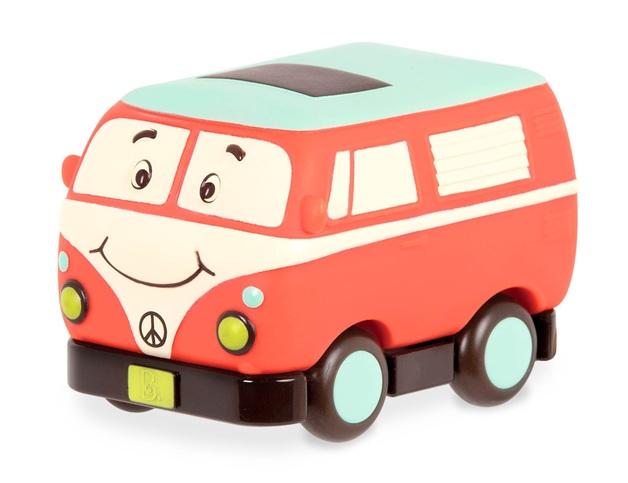 B. Mini: Pull-Back Vehicle - Retro Van