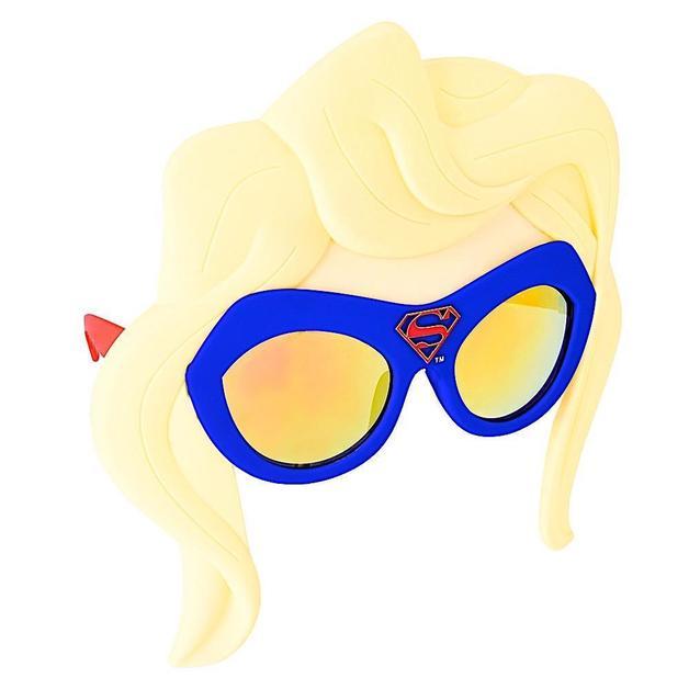 Sunstaches: Costume Sunglasses - Supergirl