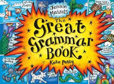 The Great Grammar Book by Kate Petty image