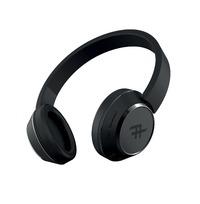 iFrogz: Coda Wireless Bluetooth Headphones With Mic - Black