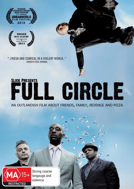 Full Circle on DVD