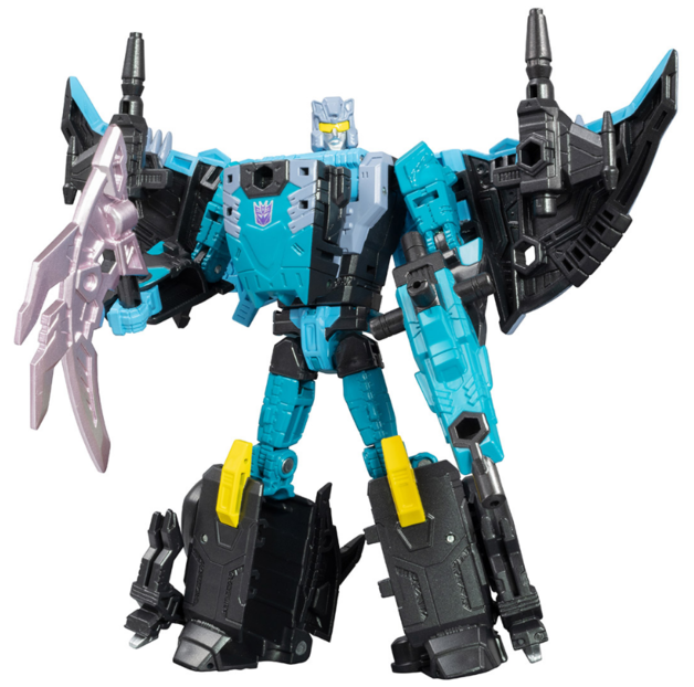 Transformers: Generations Selects - Kraken (Piranacon #3)