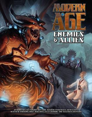 Modern Age Enemies & Allies by Malcolm Sheppard
