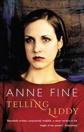 Telling Liddy by Anne Fine image