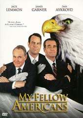 My Fellow Americans on DVD
