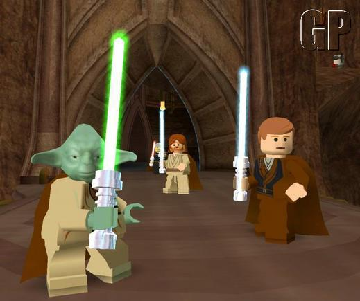 LEGO Star Wars for PlayStation 2 image