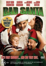 Bad Santa on DVD image
