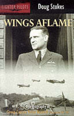 Wings Aflame by Doug Stokes
