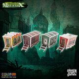 ColorED Scenery: Malifaux Circus Wagon