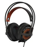 SteelSeries Siberia 350 Headset - Black/Orange for PC Games