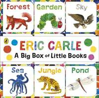 The World of Eric Carle: Big Box of Little Books by Eric Carle image
