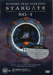 Stargate SG1 Volume 1 on DVD