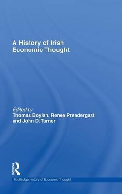 A History of Irish Economic Thought image