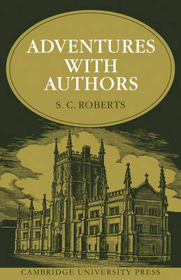 Adventures with Authors by S.C. Roberts