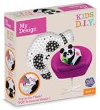 My Design: Panda Pillow Plushcraft Kit