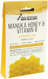 Slice of Heaven Manuka Honey & Vitamin B Pamper Pack