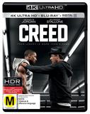Creed DVD
