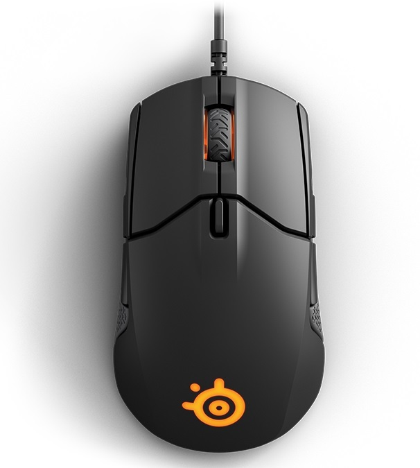 SteelSeries ​Sensei 310 - Black for PC Games image