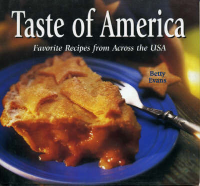 Taste of America by Betty Evans image