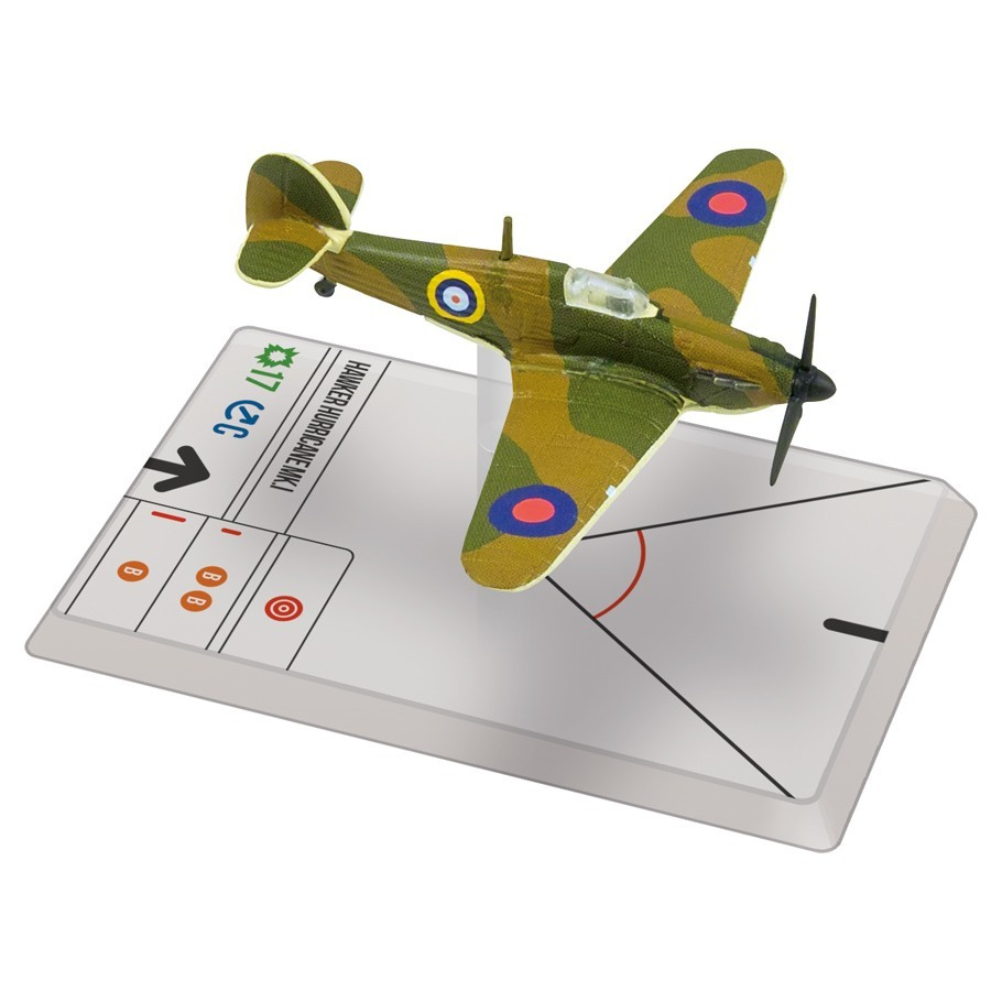 Wings of Glory: WW2 - Hawker Hurricane MK.I image