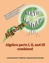 Algebra by Aejeong Kang