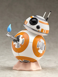 Star Wars: The Last Jedi: Nendoroid BB-8 - Articulated Figure