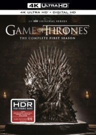 Game of Thrones - The Complete First Season on UHD Blu-ray