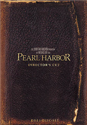 Pearl Harbor - The Director's Cut (3 Discs) on DVD
