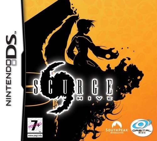 Scurge: Hive for Nintendo DS