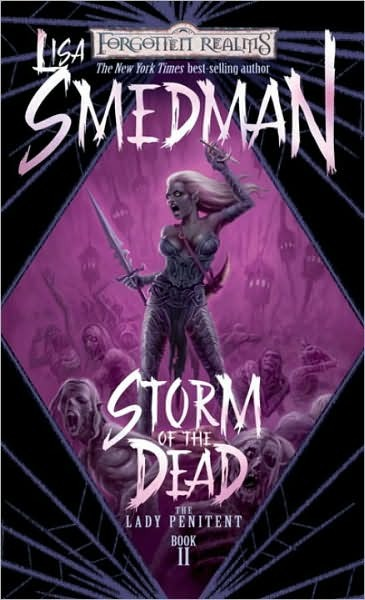 Forgotten Realms: Storm of the Dead (Lady Penitent #2) by Lisa Smedman