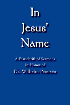 In Jesus' Name by Alexander Ring