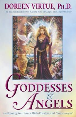 Goddesses and Angels by Doreen Virtue image