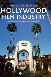 The Contemporary Hollywood Film Industry image