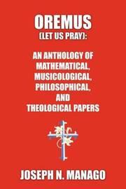 Oremus (Let Us Pray) by Joseph N. Manago image