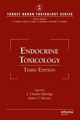 Endocrine Toxicology, Third Edition image