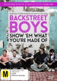 Backstreet Boys - Show 'em What You're Made Of DVD