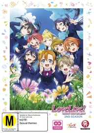 Love Live! School Idol Project - Season 2 on DVD