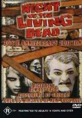 Night Of The Living Dead 30th Anniversary on DVD
