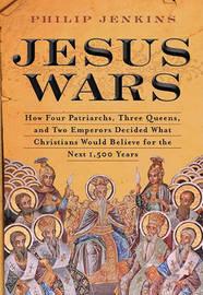 Jesus Wars by John Jenkins image