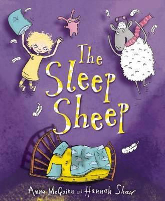 The Sleep Sheep by Anna McQuinn