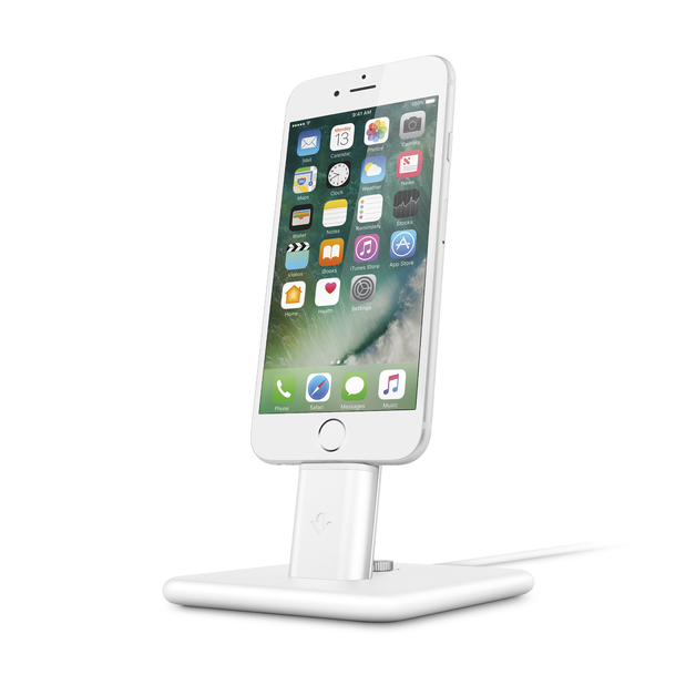 Twelve South HiRise Deluxe 2 for iPhone/iPad (White)