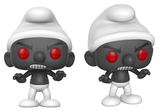 Smurfs - GNAP! Smurf (Black) Pop! Vinyl Figure