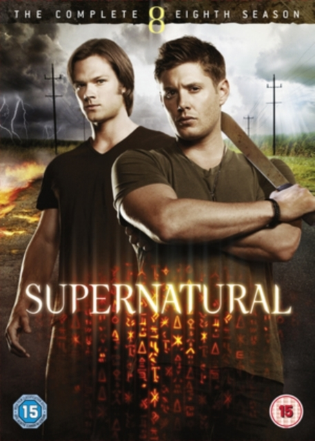Supernatural: The Complete Eighth Season on DVD