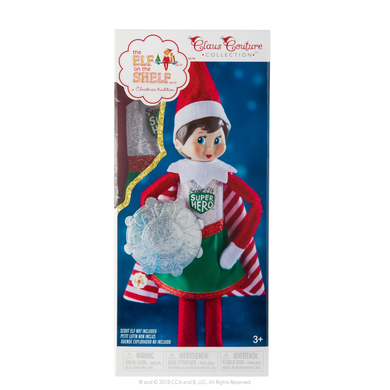 Elf on the Shelf: 2018 Couture - Superhero Girl image